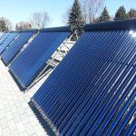 Dimensionar aquecimento solar