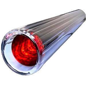 Tubo do aquecedor solar a vácuo