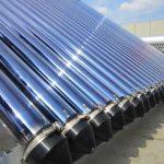 Tubos do aquecedor solar a vácuo