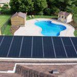 Aquecer a piscina com aquecedor solar
