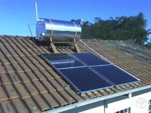 Placas de aquecedor solar em Betim