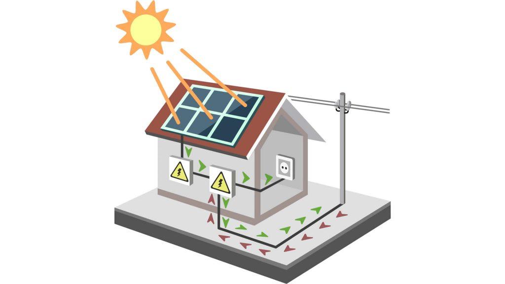 O efeito fotovoltaico