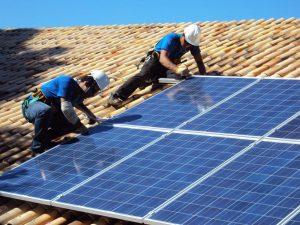 Energia solar em Betim