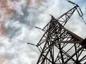 A produção de energia elétrica