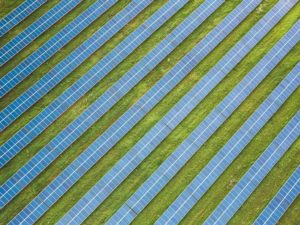 Usina solar fotovoltaica