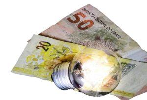 Inflação na conta de luz